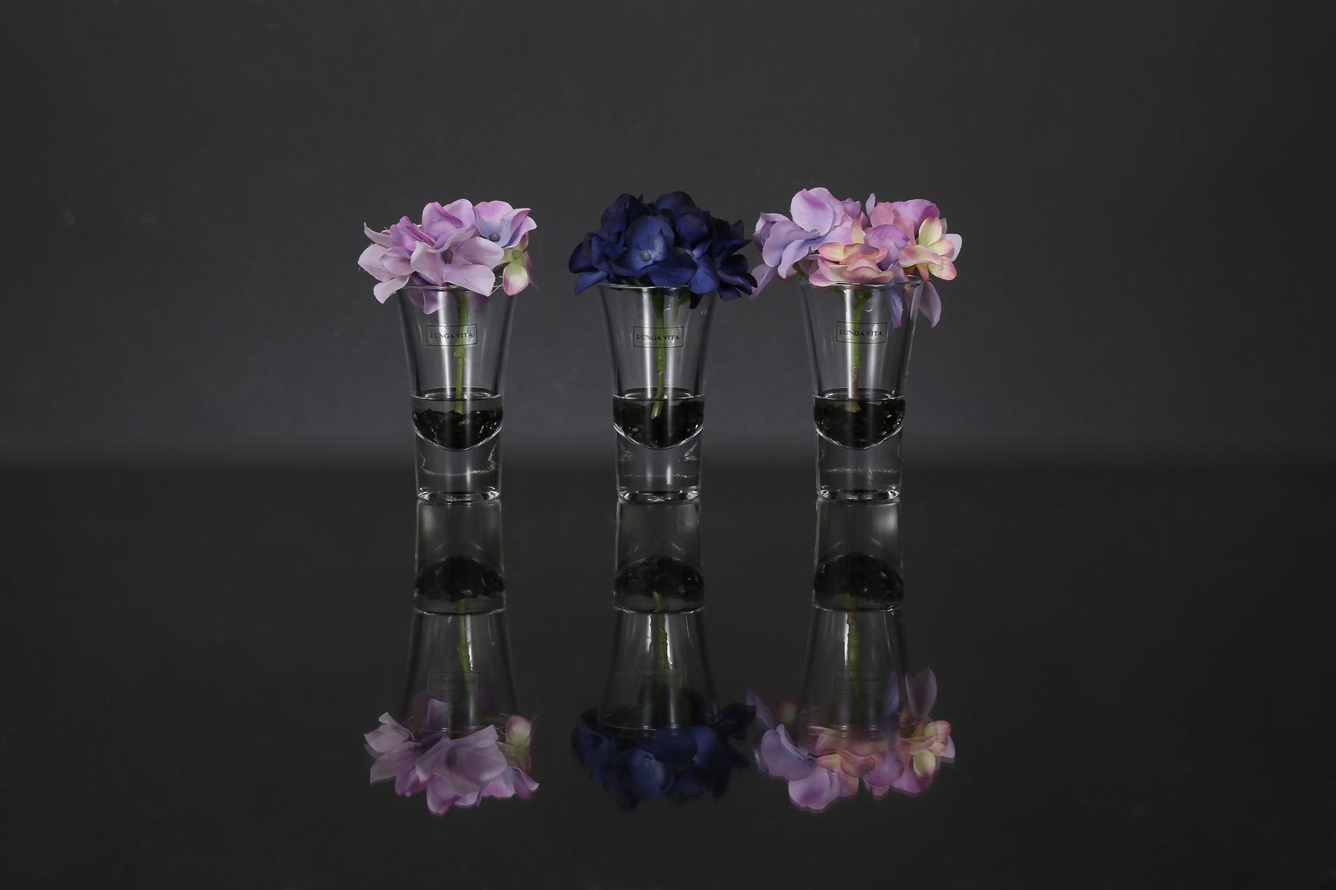 紫陽花3set
